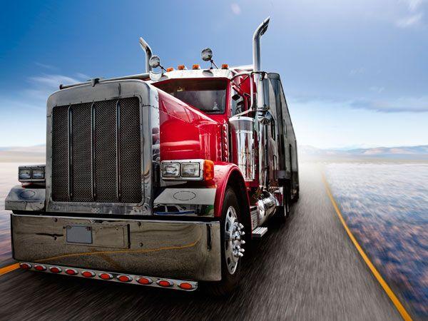 How many miles per gallon will a semi truck get