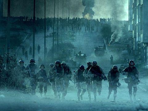 Best War Movie Ever: <em>Black Hawk Down</em> (2001)
