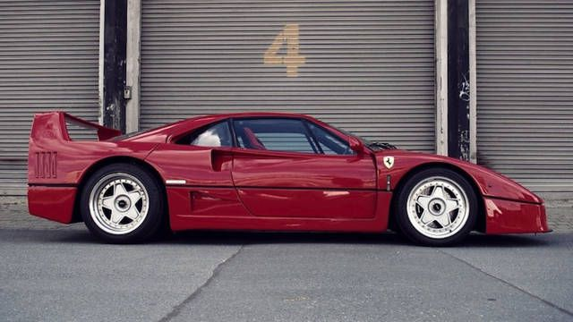 Ferrari F40 Promo Film Is The World's Best Car Ad