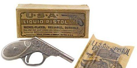 usa liquid pistol