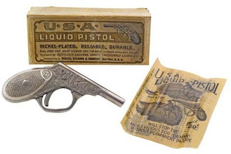 usa liquid pistol