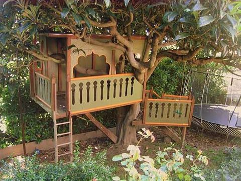 treehouse mahal
