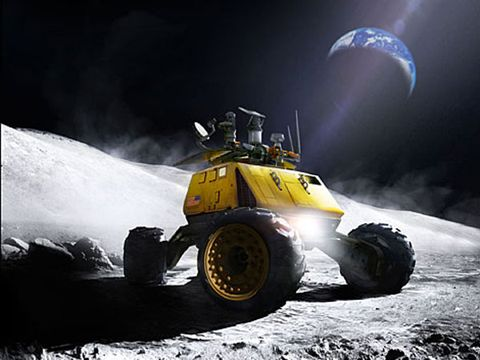 Our concept for what an X Prize-winning lunar rover could look like mixes and matches the best ideas from current plans.