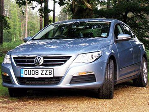 2009 Volkswagen Passat Cc Test Drive European Preview Of Vws