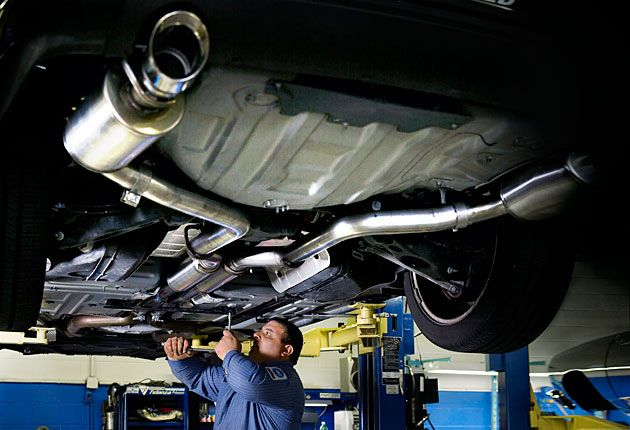 How to Install a Cat-back Exhaust System