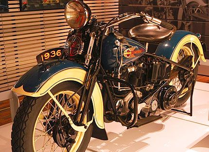 17 Classic Motorcycles From the Harley-Davidson Museum ...
