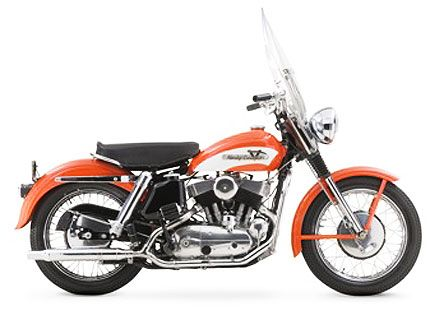 17 Classic Motorcycles From the Harley-Davidson Museum Grand Opening