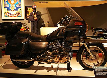 17 Classic Motorcycles From the Harley-Davidson Museum Grand