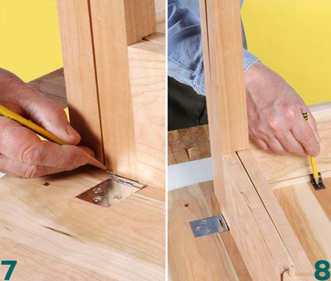 How To Build A Folding Table Simple Diy Woodworking Project - How To Make A Small Folding Table