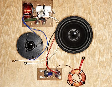 how to make your own speakers easily speaker volume control wiring diagram subwoofer wiring diagram loudspeaker building guide #35