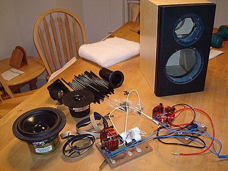 Awe Inspiring How To Make Your Own Speakers Easily Wiring 101 Ariotwise Assnl