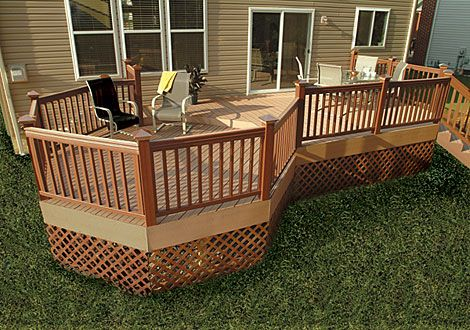 Your ultimate guide to the 5 materials that make a modern deck for What is the best wood for decking