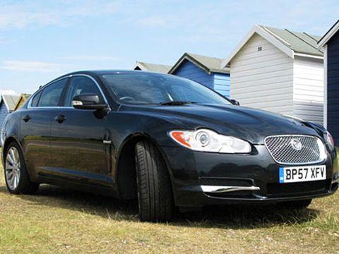 2009 Jaguar XF V6 Diesel