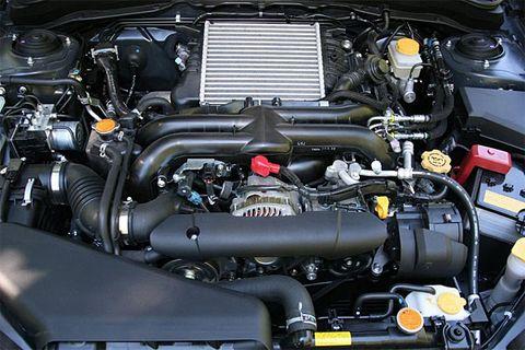 2009 Subaru Impreza Wrx Test Drive 265 Horses Comes Half Step