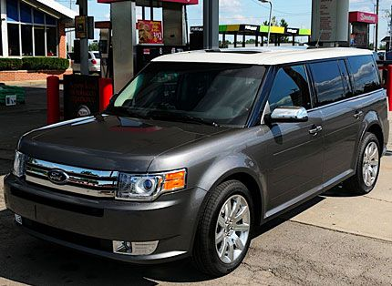 2009 Ford Flex Awd Limited 500 Mile Test Drive Defining Versatility Is This America S Hippest New Family Ride