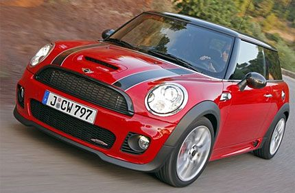 2009 Mini Cooper Jcw Test Drive 207 Hp Rocket Hits 33 Mpg But Is
