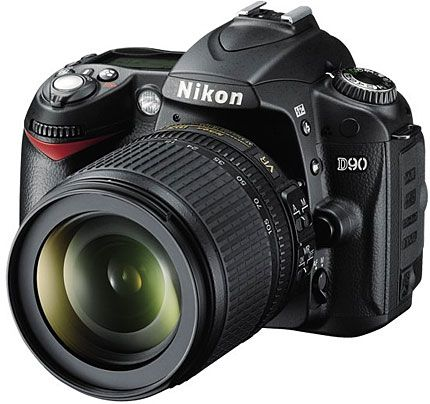 Test Driving Nikon D90 Video With 10 >> Nikon D90 Shoots High Def Movies High Quality Images In Digital
