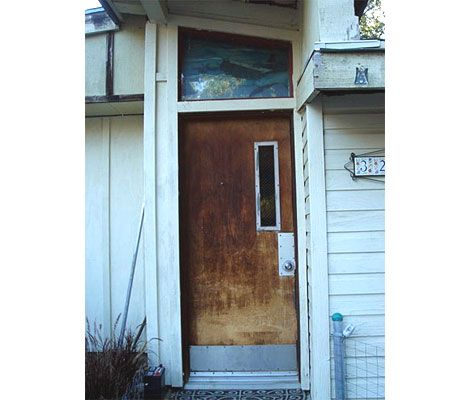My door is so ugly  writes Linda of Lake Elsnore California.  Well after 10 years of being abused by one very happy Lab thereu0027s not much left of the ...  sc 1 st  Popular Mechanics & 13 of the Ugliest Doors in America: Exclusive Downgrade Gallery