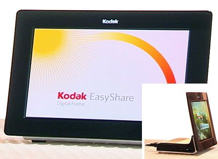 Kodaks 1000 Oled Picture Frame May Leave Even Early Adopters