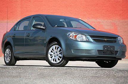 2009 Chevrolet Cobalt Xfe Fuel Economy Marathon Test Drive Pre Volt Can Gm Hit 37 Mpg