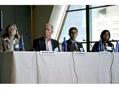 Appropriate technology panel
