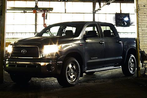 2009 Full-Size Pickup Truck Comparison Test Drives: Exclusive