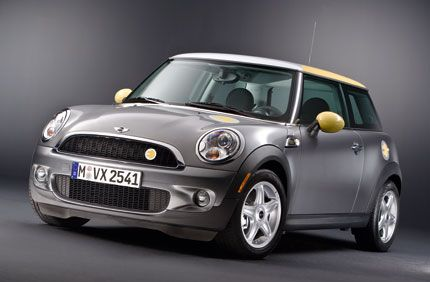 Electric Mini Cooper Should Hit 150 Mile Range And Top 95 Mph 2008