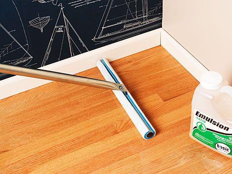 Hardwood Floor Refinishing How Tos