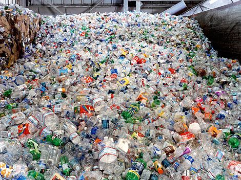 600ec5f397 Roughly 1 million tons of plastic bottles were recycled in 2006