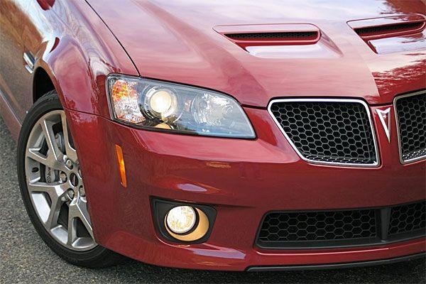 2009 Pontiac G8 GXP Test Drive: Sport Sedan is the Best