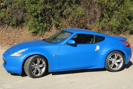 2009 Nissan 370Z Test Drive At 333 Hp Is The Most Powerful Z Ever Also Best