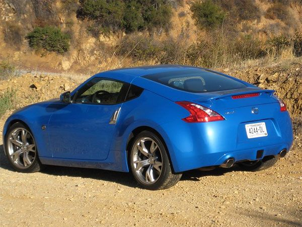 2009 Nissan 370z Test Drive At 333 Hp Is The Most Powerful Z Ever