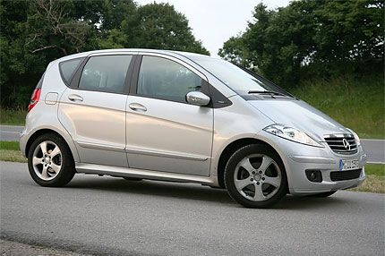 Mercedes Benz A170 Test Drive A European Only We D Like To See Here
