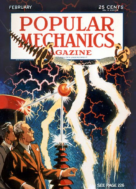 Bringing 106 Years Of Popular Mechanics To The Web