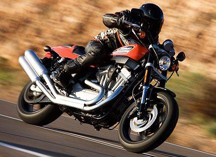 2009 Harley-Davidson XR1200 Test Drive: Hot Dirt Tracker Tribute