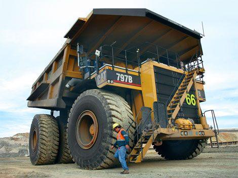 Mega Vehicles Pm Rides 5 Of America S Largest Moving Machines