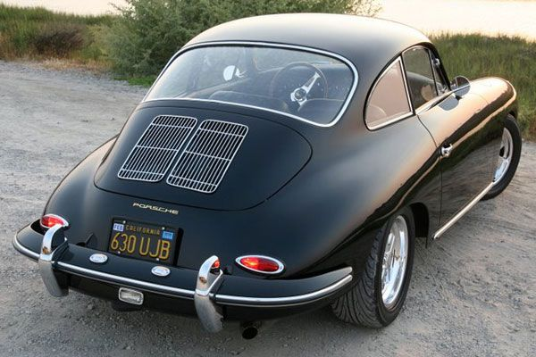 1964 Porsche 356 Turbo Test Drive: Insanely Quick Vintage Porsche