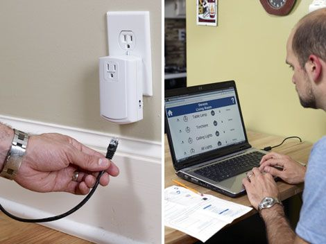 How to Control Your Home with your Cell Phone