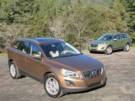 2010 Volvo Xc60 T6 Vs Volvo Xc60 Diesel Exclusive 662 Mile