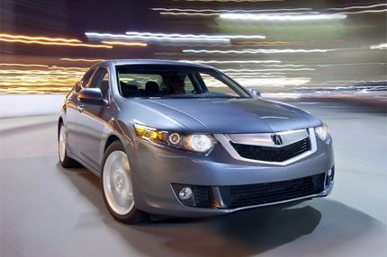 2010 Acura Tsx V6 2009 Chicago Automodern Muscle 280 Hp In