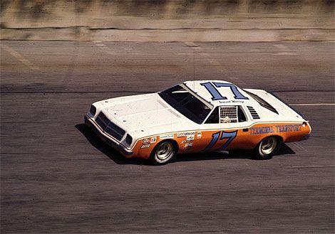 Daytona's Top Ten NASCAR Stock Cars