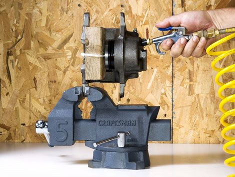 How To Rebuild A Brake Caliper Saturday Mechanic