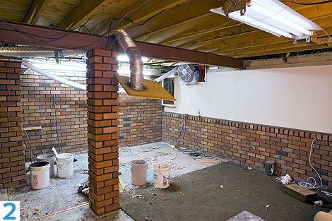 Basement Replacement: DIY Remodeling For Your Bottom Floor