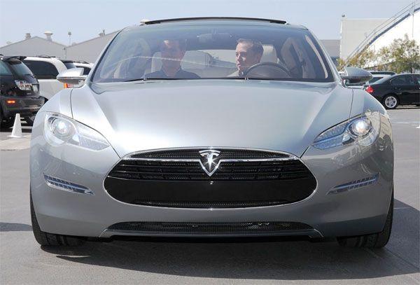2011 Tesla Model S Concept Tech Deep Dive300 Mile Range Seven Seat