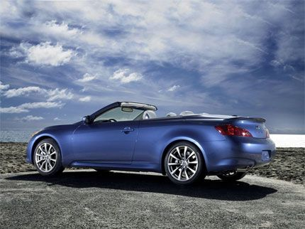 2009 Infiniti G37 Convertible Test Drive Is The Newly Coupe Still Y