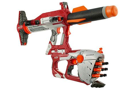 Nerf N-Strike Unity Power System /// 2004