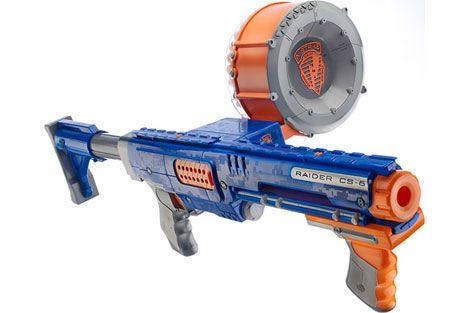 Water Crystal Bullets Nerf Gun