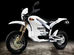 2009 Zero S Electric Motorcycle
