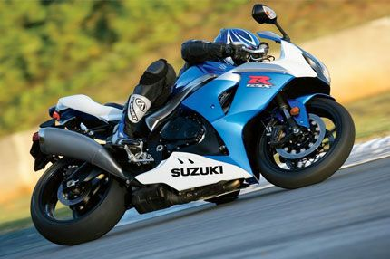 2009 Suzuki GSX-R1000 K9 Test Ride: 155 hp Superbike—Max
