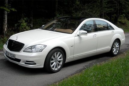 2010 Mercedes Benz S400 Hybrid Test Drive Luxury Sedan Delivers 33 Mpg Highway With Lithium Ion Batteries